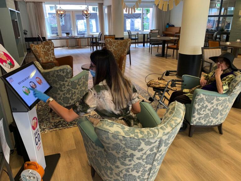Technologie in verpleeghuizen